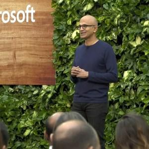Microsoft veut compenser l'ensemble de ses émissions de carbone… depuis sa création