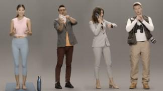 Samsung Neon officialisé, l'humain artificiel est aussi ambitieux que flou