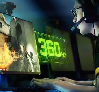 Nvidia et ROG présentent le premier écran G-SYNC à 360 Hz au CES 2020