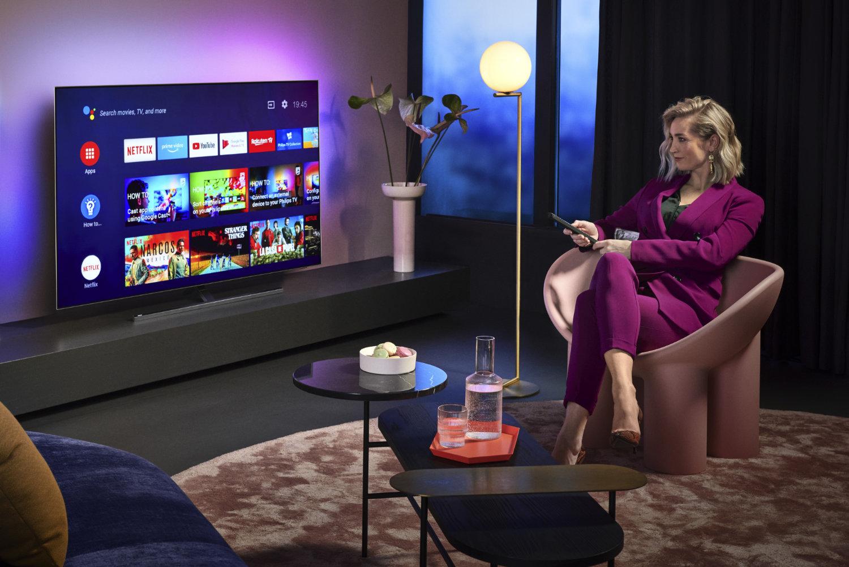 Les téléviseurs Philips en jettent toujours autant, au grand dam des cinéastes