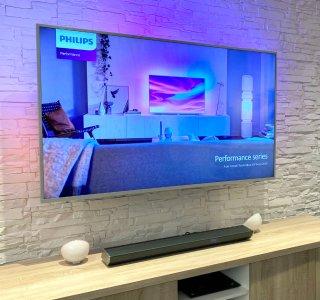 Philips renouvelle The One et intègre une barre de son B&W à certains téléviseurs