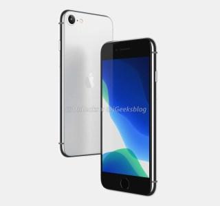 Apple iPhone9: voici le design (daté) de l'iPhone SE 2