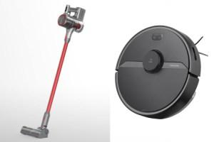 Roborock H6 et S6 Pure annoncés : après iRobot, Dyson en ligne de mire