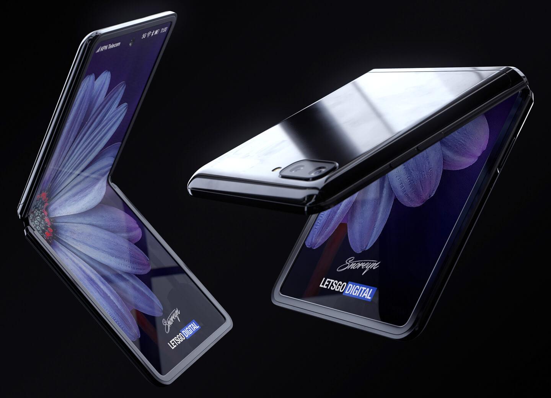 Samsung Galaxy Z Flip : deux écrans, deux appareils photo et un Snapdragon de 2019