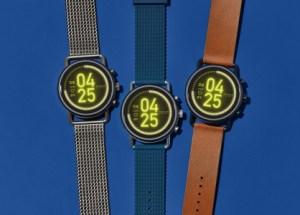 Falster 3: Skagen lance sa nouvelle montre connectée design au CES 2020