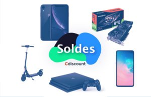 Soldes Cdiscount : TOUTES les meilleures offres tech