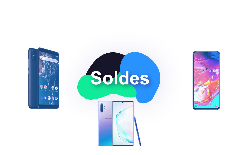 Soldes : notre TOP 3 des offres smartphones encore disponibles