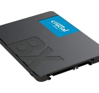 Moins de 10centimes le Go pour le SSD CrucialBX500 de… 960Go