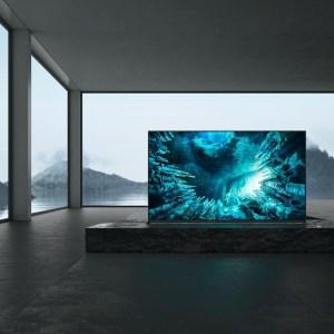 Sony dévoile les nouveaux A9, A8 et ZH8 : de l'OLED en 48 pouces et de l'OLED en 8K