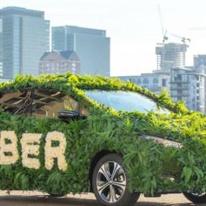 Uber : vous êtes prêts à payer plus cher pour des véhicules zéro-émission