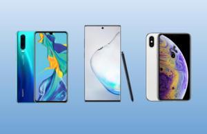SFR: notre top 3 des offres smartphones du shopping d'hiver