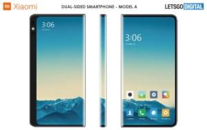 Xiaomi : des brevets dévoilent des designs à écran enveloppant