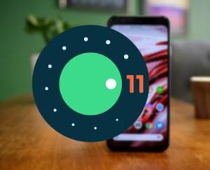 Android 11 : la DP2 est là avec du neuf pour les écrans modernes