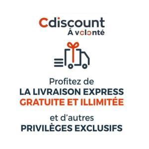 L'abonnement Cdiscount à Volonté tombe à 8 euros l'année au lieu de 29