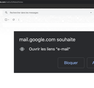 Windows : comment faire de Gmail son client mail par défaut