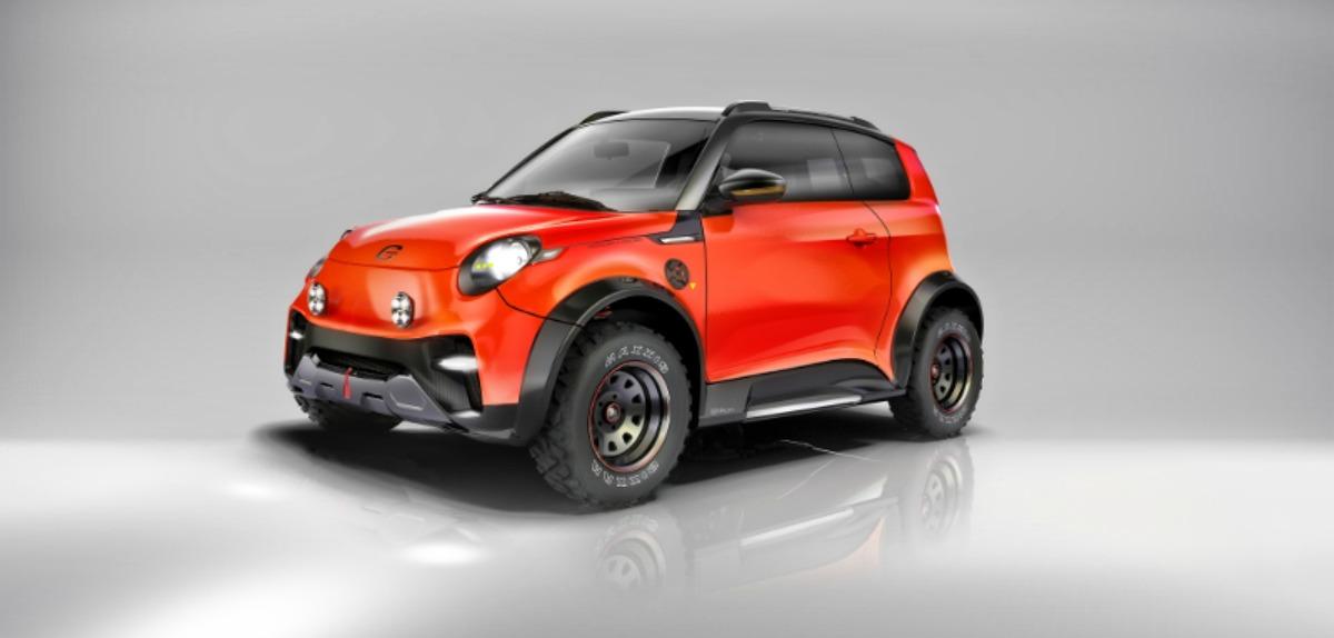 e.GO Life Concept Cross : découvrez ce petit SUV électrique bientôt présenté à Genève