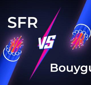 Bbox Must ou SFR Fibre : quelle est la meilleure offre fibre à 19 € ?
