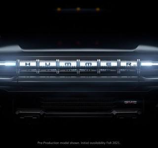 Hummer : un pick-up électrique surpuissant de 1000 chevaux pour concurrencer Tesla