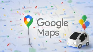 Google Maps a 15 ans : nouveau logo et interface plus simple à prendre en main