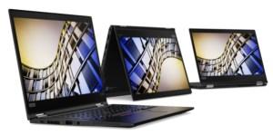 Lenovo annonce le Thinkpad X13 : plus fin, plus puissant, moins cher