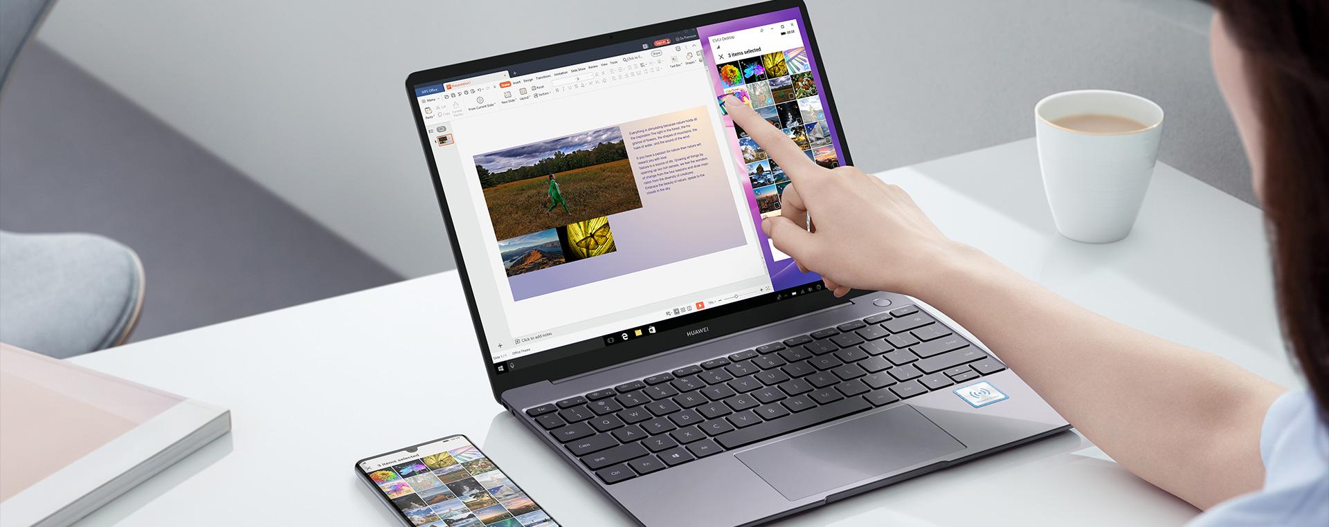 Huawei dévoile son MateBook 13 2020, un ultraportable séduisant