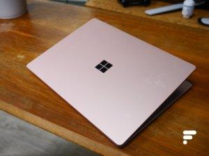 Test du Surface Laptop 3 : un joli progrès