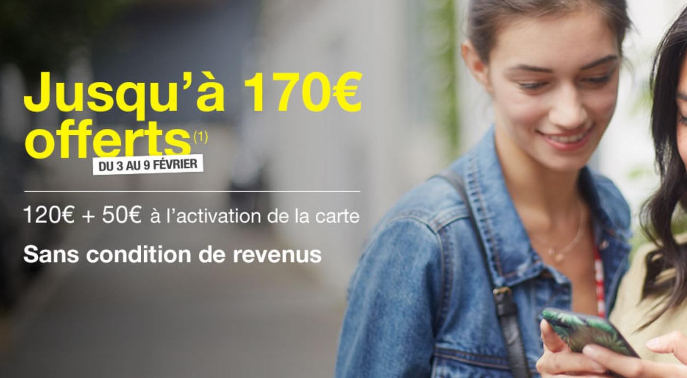 Banque en ligne : jusqu'à 170 euros offerts pour l'ouverture d'un compte chez Monabanq