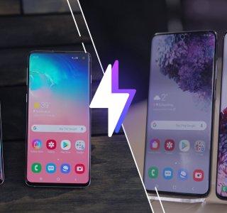 Samsung Galaxy S20 ou Galaxy S10 : quelles sont les différences ?