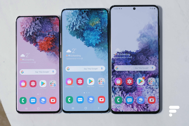 Samsung Galaxy S20, S20+ et S20 Ultra officialisés: prix, date de sortie et caractéristiques
