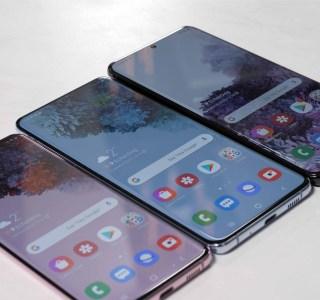 Samsung Galaxy S20: du 120 Hz sans limite et un rafraîchissement «dynamique» seraient possibles