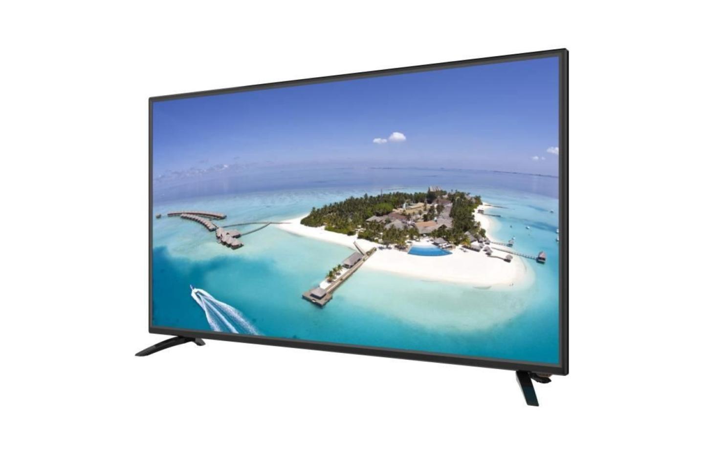 Moins de 200 euros pour un téléviseur LED 43 pouces compatible 4K