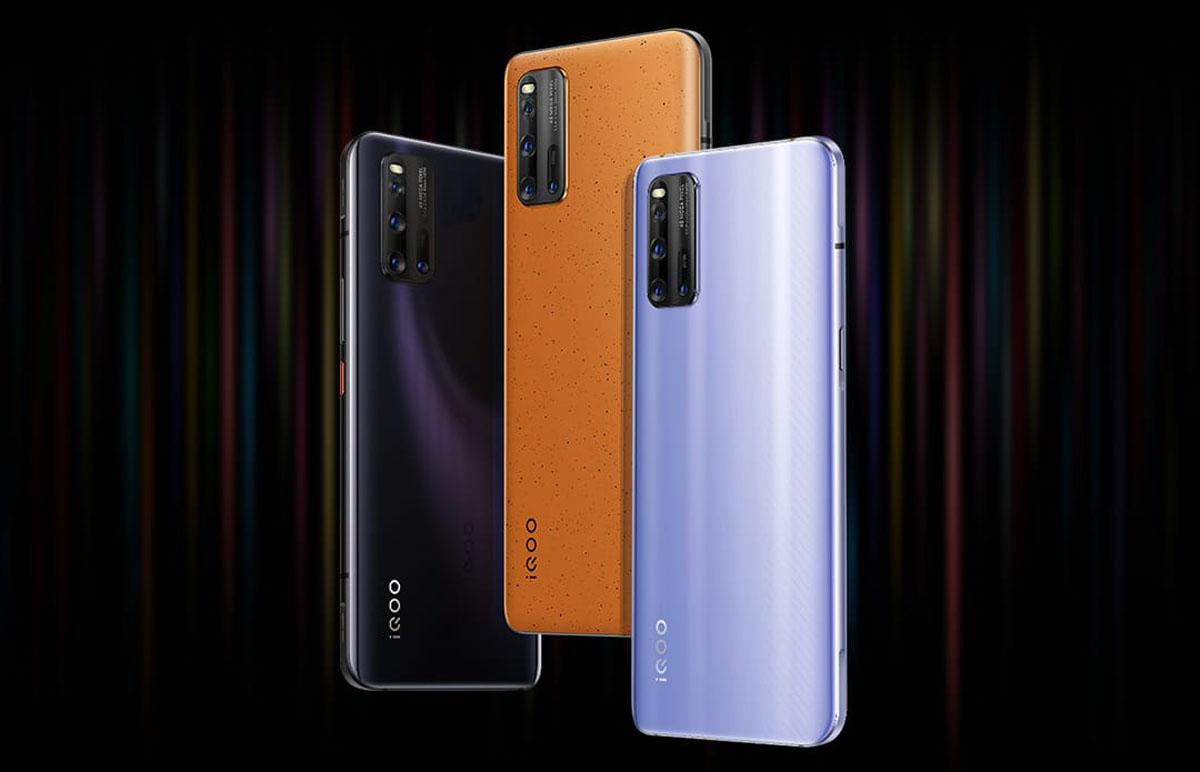 Vivo Iqoo 3 5G : moins de 500 euros pour ce smartphone avec Snapdragon 865