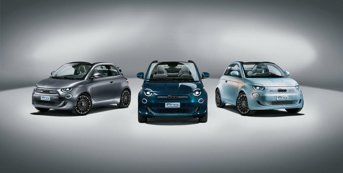 Fiat 500 électrique : une première citadine en série limitée… à un prix exorbitant