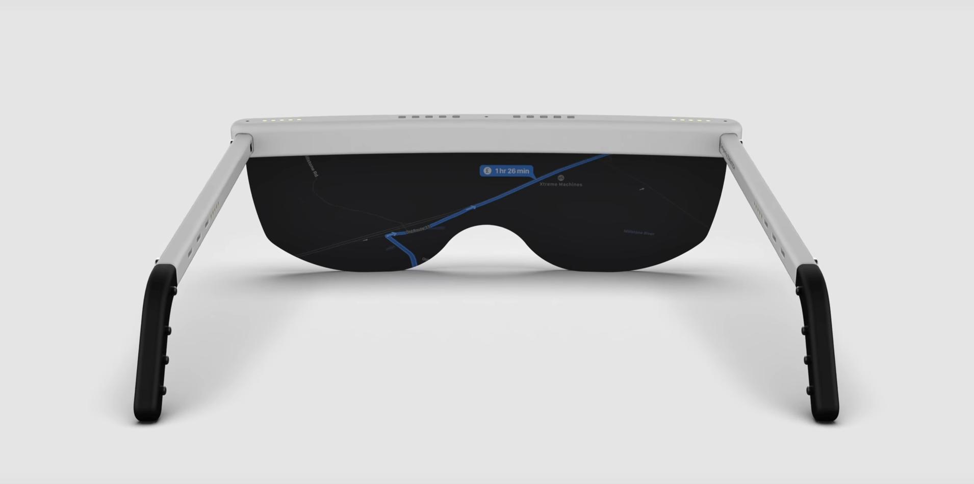 Apple songe à des lunettes AR s'adaptant automatiquement à la forme du visage