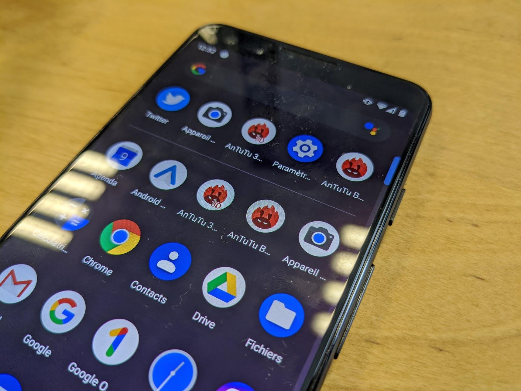 AnTuTu banni du Play Store… à cause de l'un de ses actionnaires