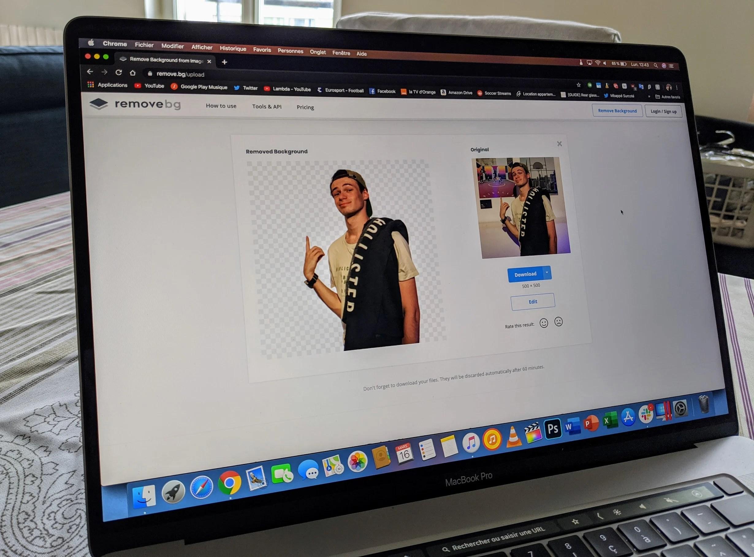 Comment détourer une image sans logiciel de retouche photo
