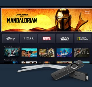 « Alexa, mets The Mandalorian » : Disney+ arrive sur Fire Stick TV