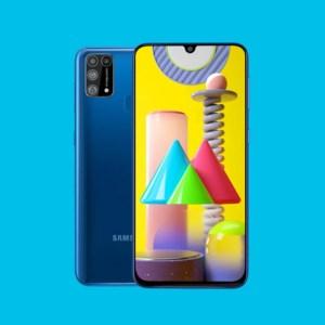Samsung GalaxyM32: ce successeur du M31 n'en est pas vraiment un