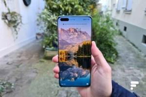 Prise en main du Huawei P40 Pro: le grand roi que Google ne couronne pas
