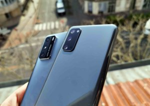 En photo : vous préférez le Samsung Galaxy S20 au Huawei P40, sauf la nuit