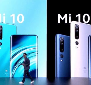 Xiaomi Mi 10 et Mi 10 Pro : caractéristiques, design et prix en hausse