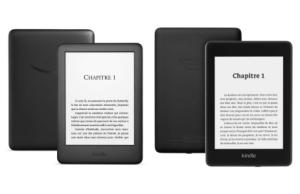 Kindle : Amazon continue de vendre ses liseuses au rabais pendant le confinement