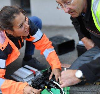 Orange : une panne des réseaux fixes et mobiles touche l'Île-de-France