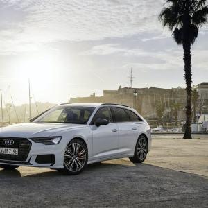 Audi A6 Avant 55 TFSI e Quattro : Audi lance une version hybride de son break
