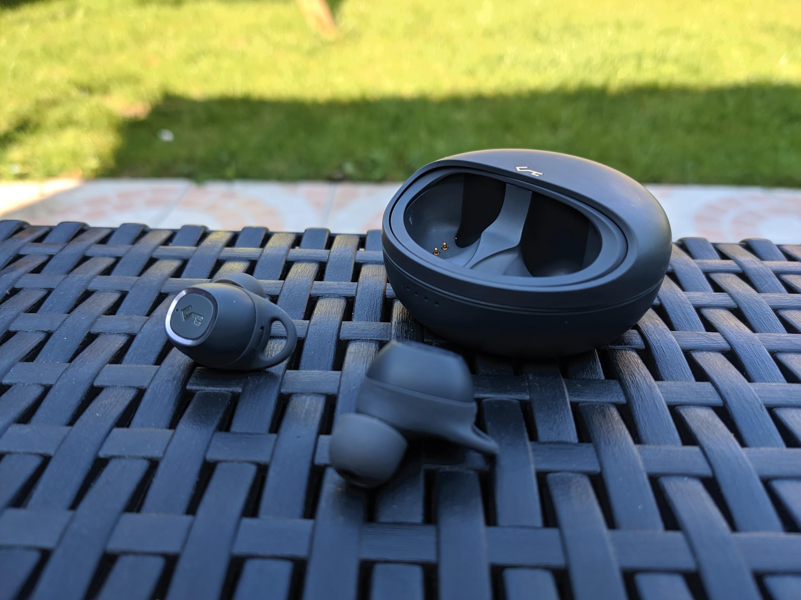 Test des Aukey Key Series EP-T10 : les écouteurs sans fil avec une grande autonomie