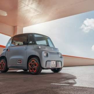 Citroën Ami: prix, finitions et équipements de la voiture électrique accessible dès 14 ans