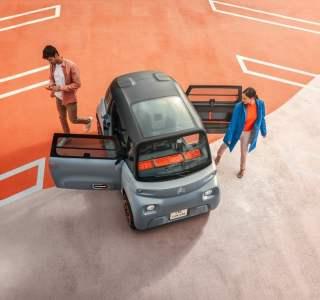 Citroën Ami officiellement disponible: voici comment configurer votre biplace électrique
