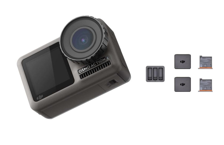 DJI Osmo Action : plus de 100 € de remise pour la meilleure alternative à GoPro