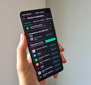 Bug du Google Play Store : des mises à jour déjà installées réapparaissent