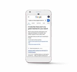 Google prévient désormais quand ses résultats de recherche ne sont pas fiables